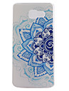 Case For Samsung Galaxy Samsung Galaxy Case Pattern Back Cover Mandala TPU for A7(2016) A5(2016) A3(2016)
