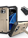 Case For Samsung Galaxy Samsung Galaxy Case Shockproof with Stand Back Cover Armor PC for S7 S6