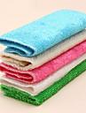 Bamboo Fiber Non-stick Oil Cleaning Cloth(1 PC Random Color)
