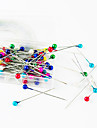 100PCS Pearl Pin Quilling Tool Paper Rolling DIY Paper Flowers Tool Handmade
