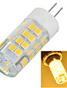 500-600 lm G4 LED Bi-pin Lights Recessed Retrofit 51 leds SMD 2835 Decorative Warm White Cold White AC 220-240V