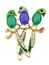 Žene dame Broš Jewelry Zlatan Za Party Dnevno Kauzalni