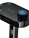 Bluetooth FM-передатчик, универсальный беспроводной передатчик FM / MP3-плеер / зарядное устройство для автомобиля