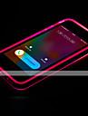 iphone 7 плюс вызов водить моргать прозрачный Вернуться ТПУ чехол для Iphone 6с 6 плюс