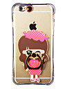 """Glow in the Dark Small Town Girl with Hand Ring and Strap PC Back Case for iPhone 6Plus/6SPlus 5.5""""(Assorted Colors)"""