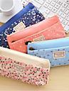 Bolsas de Papelaria-Azul / Rosa / Beje- de Textil-Fofinho / Negocio / Multifuncional