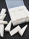 24 pcs Esponja de Po de Arroz/Esponja de Maquiagem Esponjas naturais Others Liquido Creme Po Antialergica Sem latex