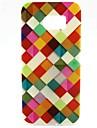 케이스 제품 Samsung Galaxy Samsung Galaxy S7 Edge 패턴 뒷면 커버 기하학 패턴 TPU 용 S7 plus S7 edge S7