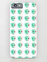 Para Capinha iPhone 5 Estampada Capinha Capa Traseira Capinha Azulejos Rigida PC iPhone SE/5s/5