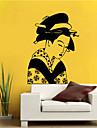 Personnage Forme Vintage Bande dessinee Stickers muraux Autocollants avion Autocollants muraux decoratifs, Vinyle Decoration d\'interieur