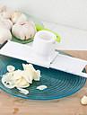 1개 갈릭 그라인더 For 야채에 대한 플라스틱 친환경적인 크리 에이 티브 주방 가젯 노블티