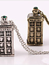 Europe And The United States Dr. Necklace Doctor Who The Pendant With The Booth