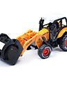 dibang -6992 dzieci stopu model samochodu samochodzik 1:55 tylną rolnik samochód (4szt)