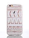 용 아이폰6케이스 / 아이폰6플러스 케이스 투명 / 패턴 케이스 뒷면 커버 케이스 라인 / 웨이브 소프트 TPU iPhone 6s Plus/6 Plus / iPhone 6s/6