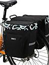 Sac de Velo 30LSac de Porte-Bagage/Double Sacoche de Velo Etanche Vestimentaire Resistant aux Chocs Sac de Cyclisme Maille Sacoche de Velo