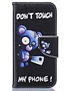 На все тело Визитница / кувырок Other Искусственная кожа Мягкий Card Holder Для крышки случая AppleiPhone 6s Plus/6 Plus / iPhone 6s/6 /
