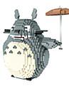 Hc Diamond Fine Particles Puzzle Casual Fight Cartridge Building Blocks 9005 Oversized Totoro Totoro Umbrella