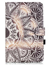 Case For Samsung Galaxy Tab A 9.7 Samsung Galaxy Case Card Holder Wallet with Stand Flip Pattern Full Body Cases Mandala Soft PU Leather
