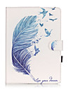 Capinha Para Apple iPad Air 2 Porta-Cartao Com Suporte Estampada Capa Protecao Completa Outro Macia PU Leather para iPad Air 2 Apple