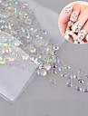 1000 Rhinestones Glitters Classic Wedding High Quality Daily Nail Art Design