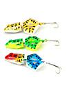1 pcs Fishing Lures Frog Hard Plastic Spinning Jigging Fishing Freshwater Fishing General Fishing Lure Fishing Bass Fishing