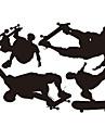 Люди Мультипликация Слова и фразы Наклейки Простые наклейки Декоративные наклейки на стены Украшение дома Наклейка на стену Стена