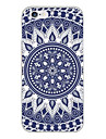 For iPhone X iPhone 8 iPhone 6 iPhone 6 Plus Case Cover Ultra-thin Pattern Back Cover Case Mandala Soft TPU for iPhone X iPhone 8 Plus