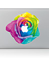 Colorful Flower Decorative Skin Sticker for MacBook Air/Pro/Pro with Retina