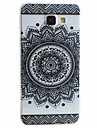 Sunflower Pattern Material TPU Phone Case For Samsung Galaxy A5(2016) A3(2016)