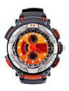 LED military Dual Time Display Sport digital military watch waterproof kids watches unisex