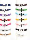 Men\'s Leather Leather Bracelet Wrap Bracelet - Fashion Double-layer Line Pink Navy Light Blue Bracelet For Daily Casual Sports