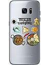 케이스 제품 Samsung Galaxy Samsung Galaxy S7 Edge 패턴 뒷면 커버 크리스마스 소프트 TPU 용 S7 edge S7 S6 edge plus S6 edge S6