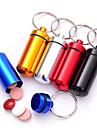 Porta-Chaves Brinquedos Porta-Chaves Multifuncoes Forma Cilindrica Metal Aluminio Alta qualidade Pecas Aniversario Dia da Crianca Dom