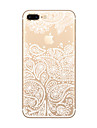 Pour iPhone X iPhone 8 iPhone 8 Plus iPhone 7 iPhone 6 Coque iPhone 5 Etuis coque Ultrafine Transparente Motif Coque Arriere Coque Jeux