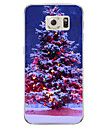 For Samsung Galaxy S7 S7 Edge Christmas Tree TPU Soft Case Cover S6 Edge Plus