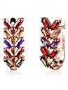 Earring Heart Stud Earrings Jewelry Women Fashion Halloween