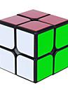 루빅스 큐브 2*2*2 부드러운 속도 큐브 매직 큐브 퍼즐 큐브 전문가 수준 속도 ABS 광장 새해 어린이날 선물