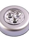 lampe à trois des ménages boîte lampe de mur lampe  d'urgence Lampe LED tactile de camping automobile de queue (batterie non incluse)
