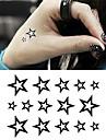 1 타투 스티커 애니멀 시리즈아이 / 아동 / 여성 / 남성 플래시 문신 임시 문신