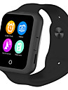 Montre Smart Watch GPS Moniteur de Frequence Cardiaque Etanche Videos Camera Audio Mode Mains-Libres Controle des Messages Controle de
