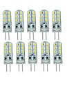 10 Pcs Проводной Others G4 24 led Sme3014 DC12 v 350 lm Warm White Cold White Double Pin Waterproof Lamp Other