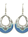 Women\'s Drop Earrings - Bohemian, Boho Blue For Party / Daily / Casual