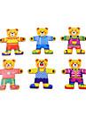 Educational Toy Jigsaw Puzzle Toys Bear Novelty Boys\' Girls\' 1 Pieces
