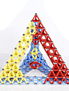Jouet Magnetique Batons Magnetiques Jouets Aimantes Sets de Jouets Magnetiques Jouets Decouverte & Science Jouet Educatif 84 Pieces 5mm