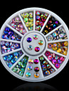1pcs Rhinestones Nail Jewelry Other Decorations Fashion High Quality Daily
