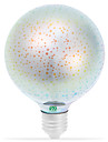 YWXLIGHT® 400-500 lm E26 / E27 LED Kugelbirnen 48 LED-Perlen COB Dekorativ Rot / Blau / Gelb 85-265 V / 1 Stueck / RoHs