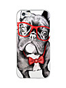 Pour Coque iPhone 6 Coques iPhone 6 Plus Ultrafine Motif Coque Coque Arriere Coque Chien Flexible PUT pouriPhone 6s Plus/6 Plus iPhone