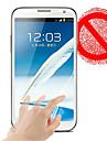 protetor de tela fosca para Samsung Galaxy Note 2 N7100 (1pcs)