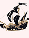 Wooden Puzzles Ship Professional Level Wood Christmas Carnival Birthday Pirates Pirate