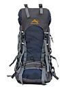60 L Backpacker-ryggsäckar Ryggsäckar till dagsturer Cykling Ryggsäck Rese Duffelväska ryggsäck Camping Klättring Resa SnösportVattentät